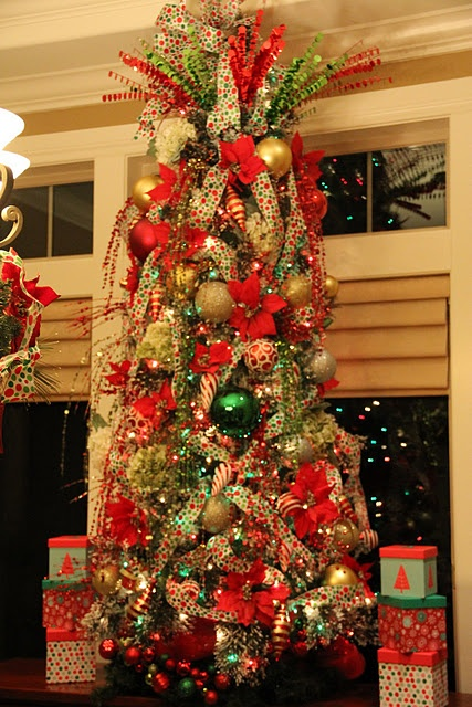 Christmas Tree Top Christmas Decor And Ideas Pinterest