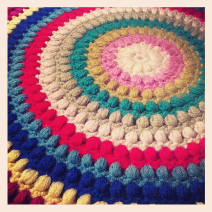 Crochet Stitches Video Puff : Puff stitch crochet Crochet Love Pinterest