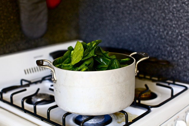 baked spinach by smitten kitchen | recipes for cold weather | Pintere ...