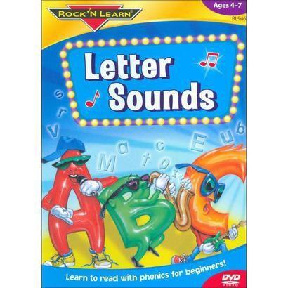 Rock N Learn: Letter Sounds | Christmas List 2013 | Pinterest