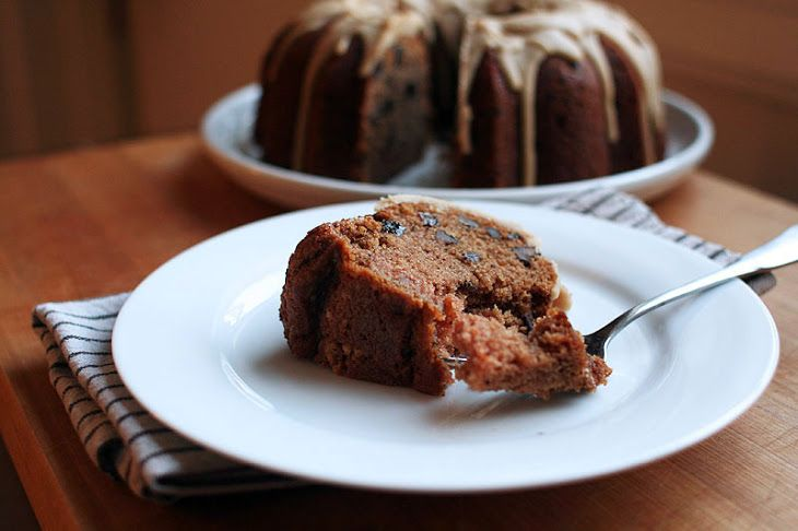Spice Applesauce Cake | Autumn Recipes | Pinterest