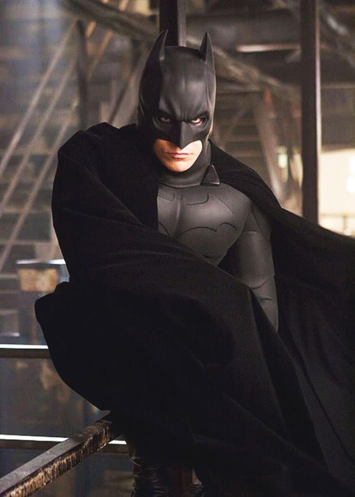 "Christian Bale - ""Batman Begins"" | Platonic Love - (Movie ... Christian Bale Batman"
