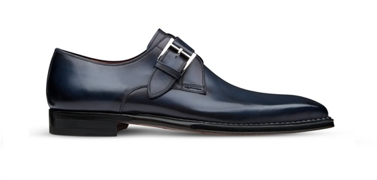 ... for guys to feel like they can buy a pair of monk straps and not just