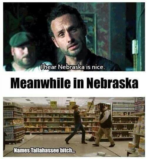 Nebraska (The Walking Dead)