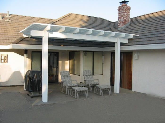 Pergola Attached To Roof Outside Pinterest