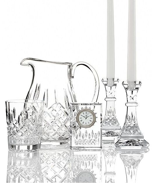 waterford crystal gift set available at macy 39 s crystal weddinggift