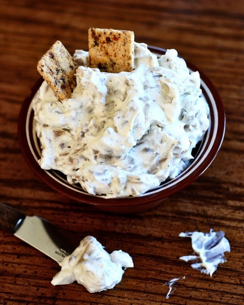 sweet onion dip | appetizers and drinks | Pinterest