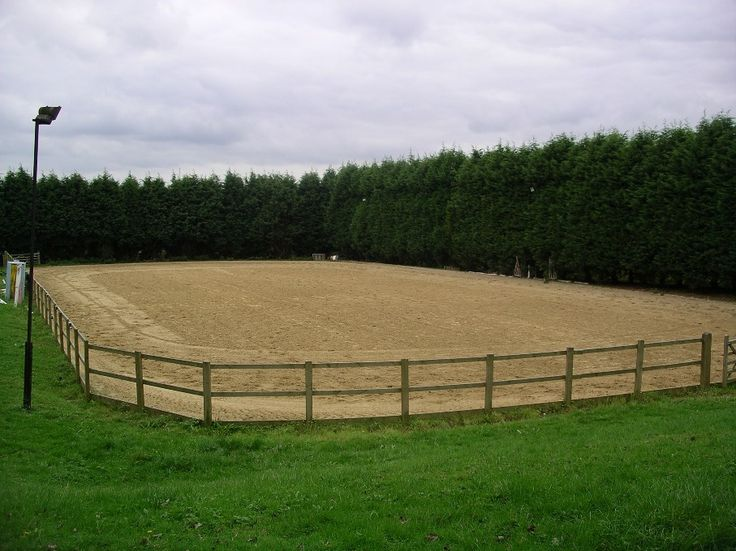 Outdoor Horse Arenas Bing Images Horse Set Up Pinterest