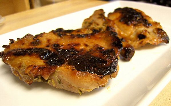 Orange Marinated Chicken Recipes — Dishmaps
