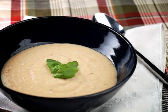 Marcus Samuelsson's Spiced Coconut Lentil Soup