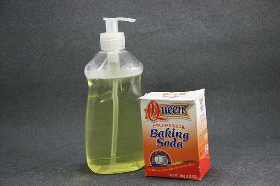 how to make substitute laundry or dishwasher detergent. Black Bedroom Furniture Sets. Home Design Ideas