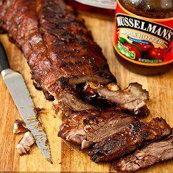 Bourbon & Brown Sugar Ribs - perfect for that Memorial Day BBQ! Plus a ...