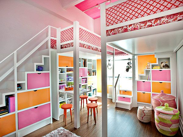 Great Ideas 10 Stunning Ways To Decorate Your Child S Room