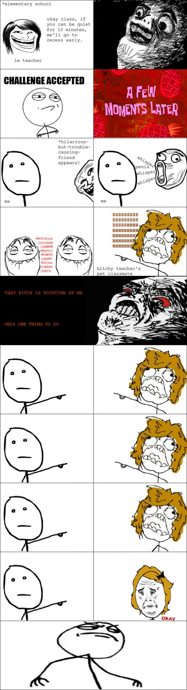 funny rage comics | Variety Of Funny Pics | Pinterest