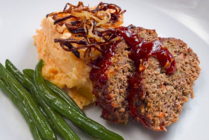 "Smokey Chipotle Meatloaf--perfect for my ""hibernating season."""