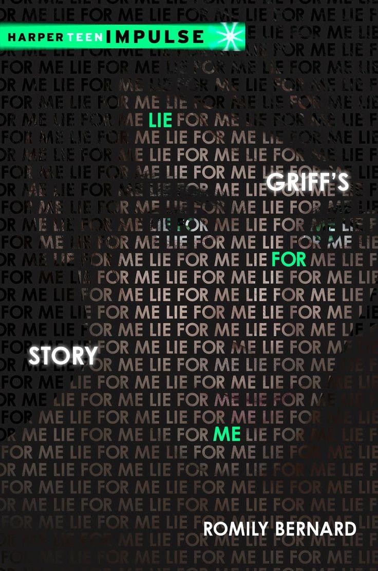Lie for Me by Romily Bernard