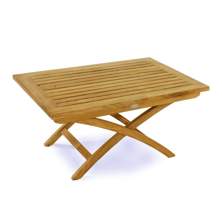 Folding Coffee Table Westminster Teak Outdoor Furniture