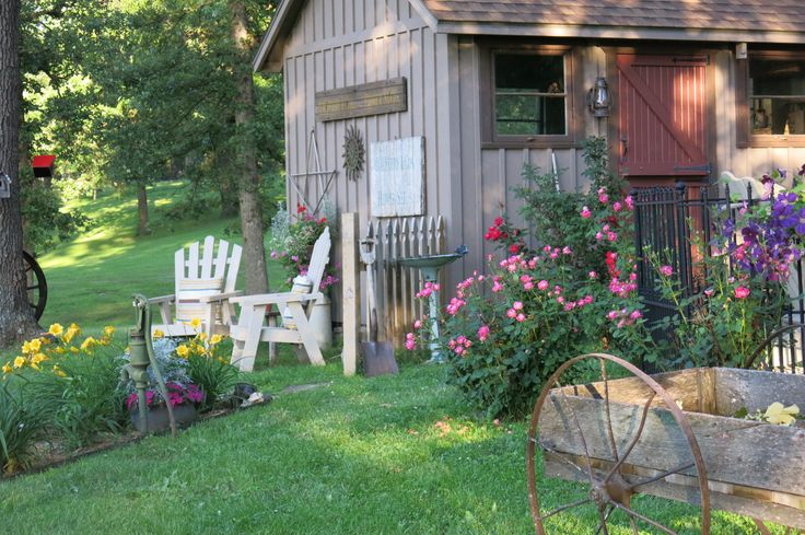 Country gardens awesome ideas pinterest for Country landscaping ideas