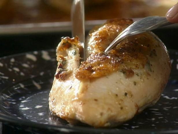 Bacon and Blue Cheese Stuffed Chicken Breasts | Recipe