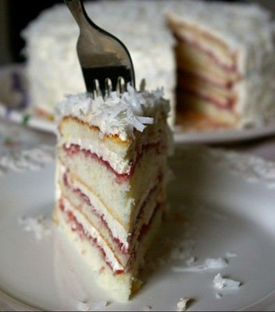 Dorie Greenspan's Perfect Party Cake | Desserts | Pinterest