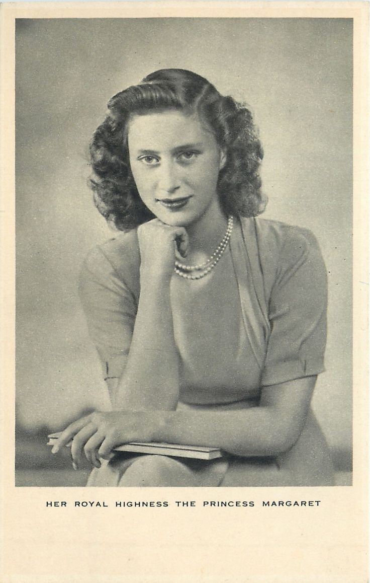 Princess Margaret Late 1940s That Wonderful Picture Of
