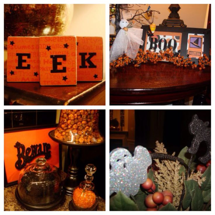Quick, easy #Halloween decorations!  Halloween  Pinterest ~ 164609_Quick Halloween Decoration Ideas