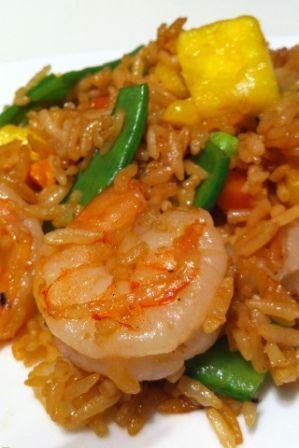Pineapple Shrimp Fried Rice Recipes — Dishmaps