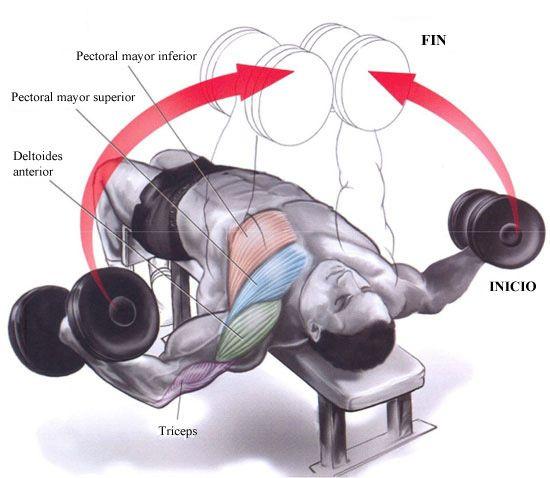 Как убрать жир с грудные мышцы в  419