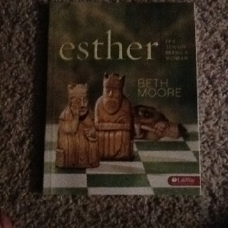 Esther: It's Tough Being a Woman - Member Book: Beth Moore ...