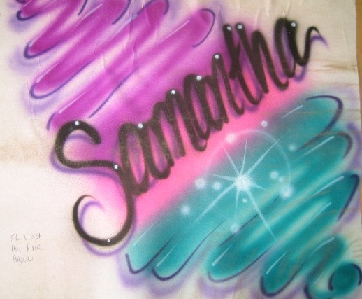 The Name Samantha In Cursive Pictures to Pin on Pinterest ...