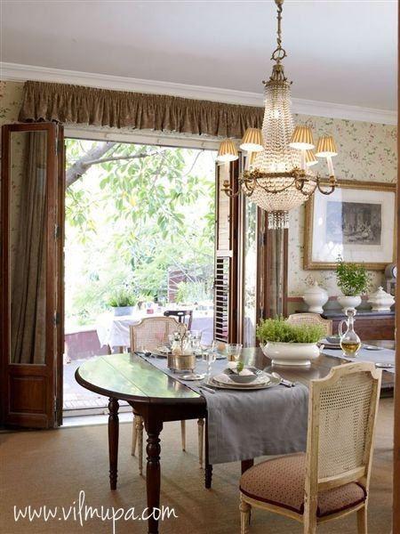 Decoracion de mesas de comedor car interior design - Decoracion mesas de comedor ...