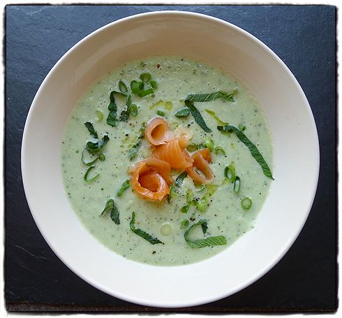 Chilled honeydew, cucumber and mint soup | 1001 Savoury Treats | Pint ...