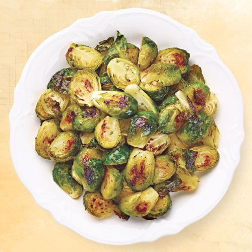 Roasted Brussels Sprouts | Gluten Free | Pinterest
