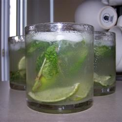 The Real Mojito Allrecipes.com | Drink | Pinterest