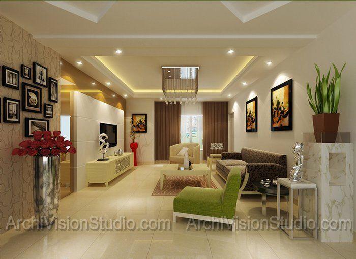 model home photos interior  model-home interior design  Rendering In ...