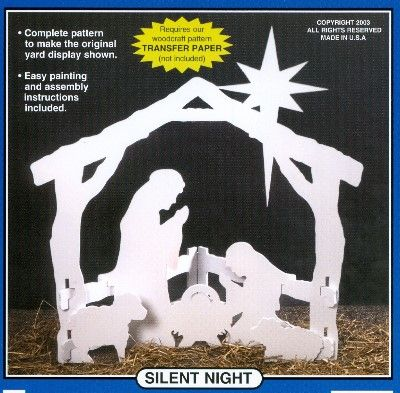 Trash can plans beeswax for wood countertops wooden for Nativity cut out patterns wood