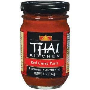 Thai Kitchen Red Curry Paste, 4 oz