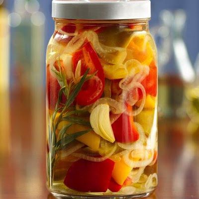 Pickled Peppers | canning | Pinterest