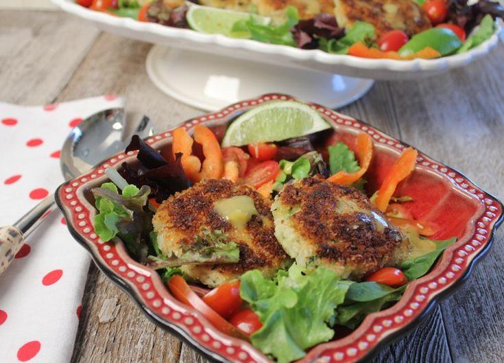 Thai Shrimp Cakes | Lake Lure Cottage Kitchen