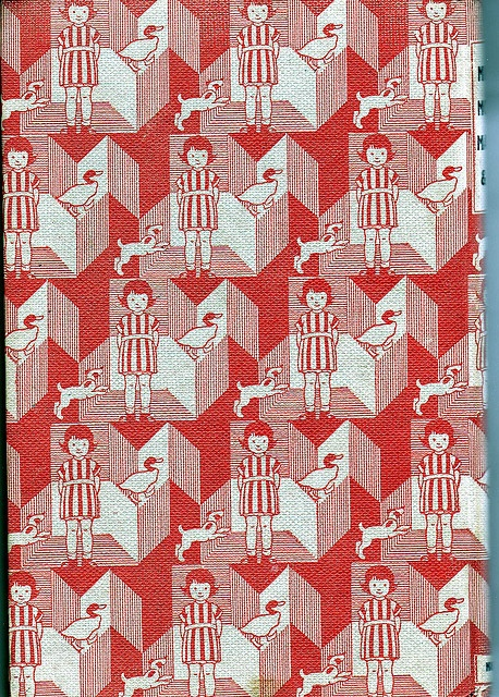 Milly molly mandy book cover back 1955
