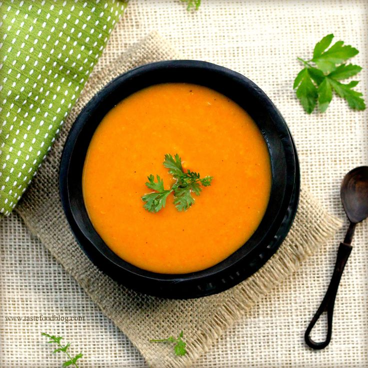 Roasted Butternut Squash Soup | Pumpkin | Pinterest