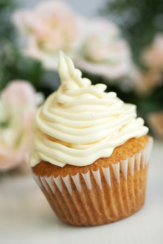 Paula Deen's Old-Fashioned Cupcakes