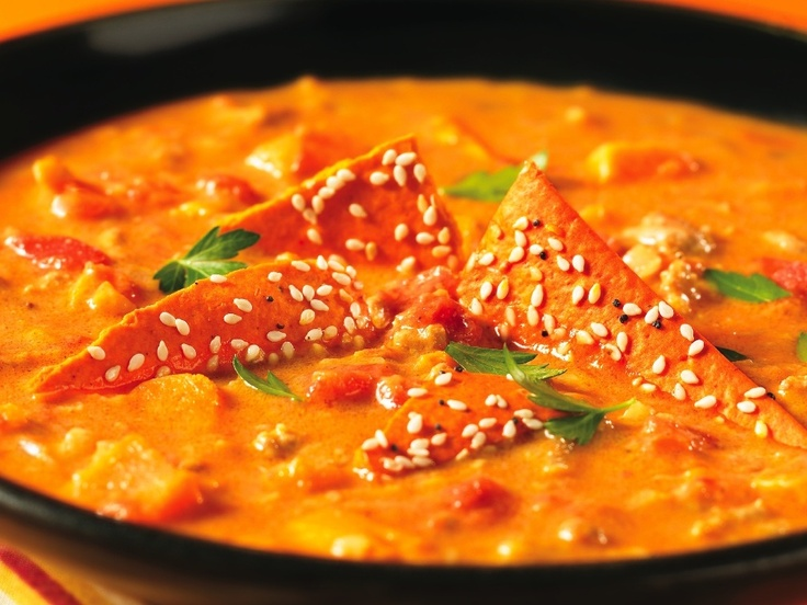African Peanut Soup | Recipe