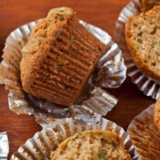 Spiced Zucchini Muffins Recipe Recipe | Fall Family Foods | Pinterest