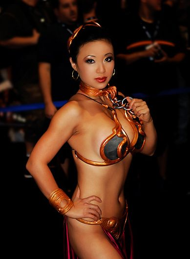 Princess Laya Gold Bikini