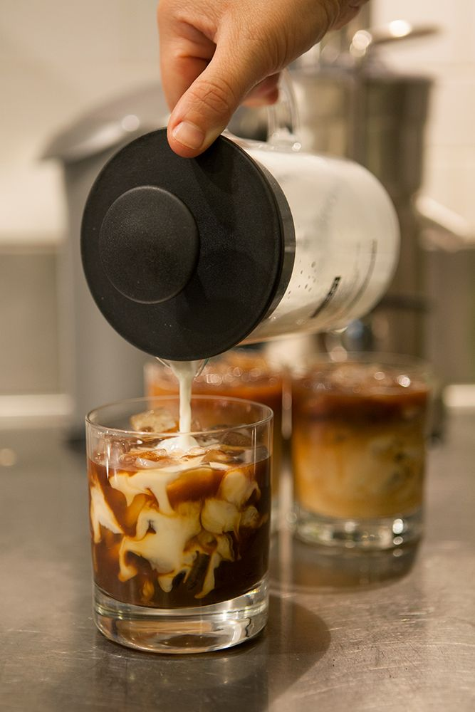 Iced Coffee Drink | Mmm. | Pinterest