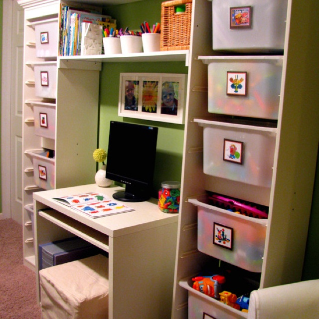 Storage Idea For Playroom Playroom Pinterest