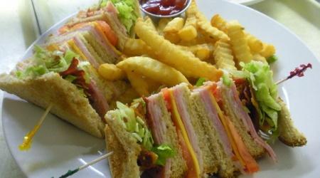 Classic club sandwich | Food | Pinterest