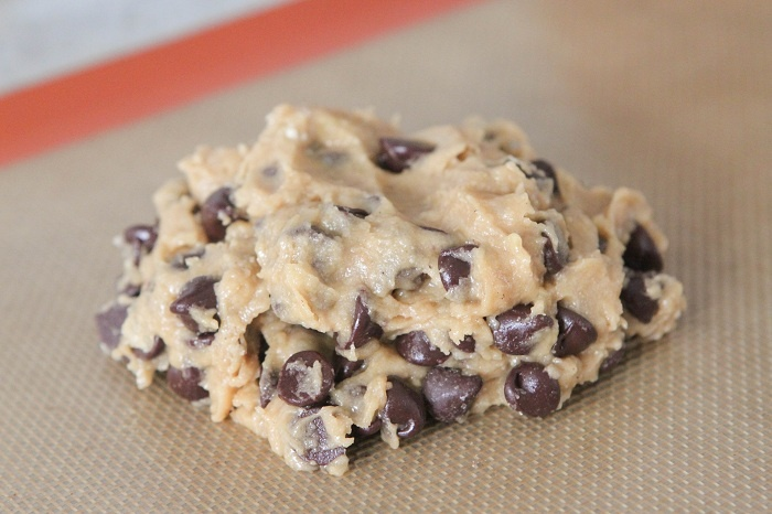 Brown Butter Salted Chocolate Chip Cookie for One | Recipe