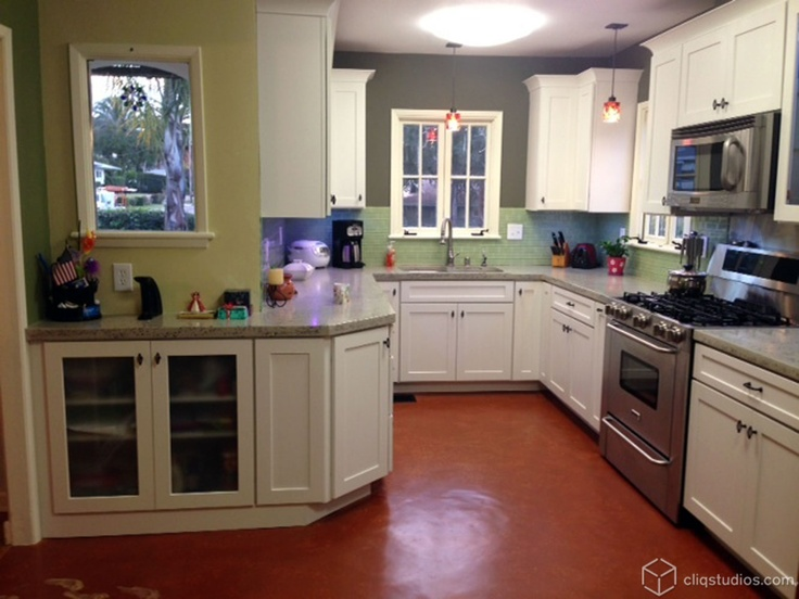 Concave cove crown molding for the home kitchens pinterest